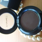 MAC Mystery Satin Eye Shadow Review