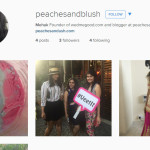 Peachesandblush is now on Instagram!