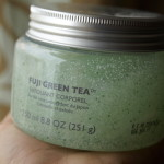A Fuji green tea party courtesy The Body Shop: Review