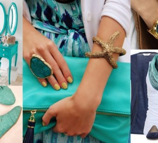 Lust List: Teal Inspired for Ovarian Cancer