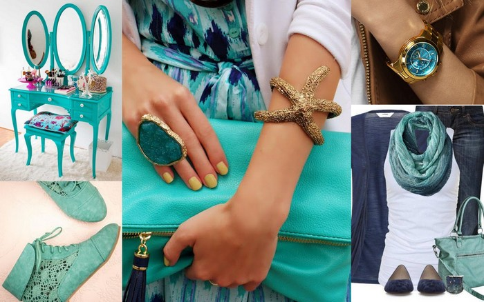 Post image for Lust List: Teal Inspired for Ovarian Cancer