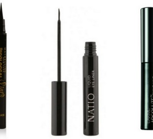 These liners can make your winged eye really fly : Best liners for a winged look