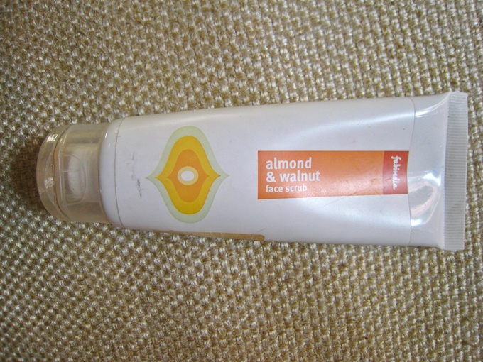 Thumbnail image for Fab India Almond and Walnut Face Scrub Review