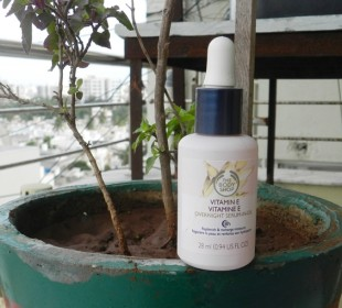 The Body Shop Vitamin E Overnight Serum-In-Oil Review