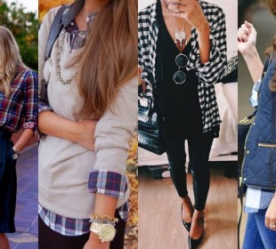 New Closet Must Have: The plaid shirt
