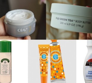 My winter skincare saviours