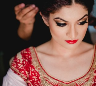 Bridal Makeup Breakdown: Shruti Sharma for Palak !!!