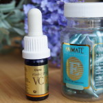 Vitamins on my face : Skincare Stuff Iv been using