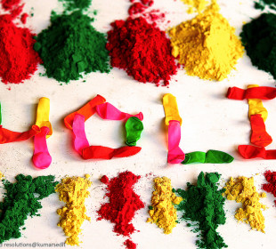 How to take care of your Hair & Skin during Holi