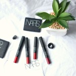 NARS Velvet Matte Lip Pencils : Swatches and Review