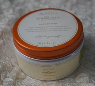 Natio Wellness Body Butter Review