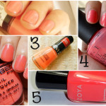 5 Coral Nail Polishes for the Summer