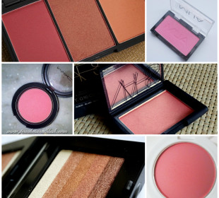 P&B Beauty Roundup : Best Blushes