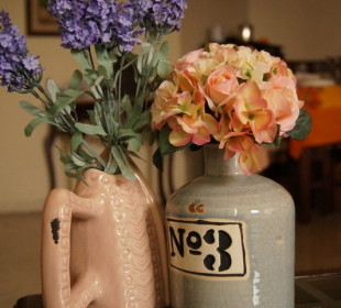 Decor Diaries: Knick Knacks around the house.