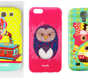 Fridays 5 : Vibrant & Fun Phone Covers
