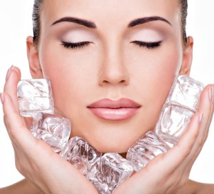 What are Ice Facials ???