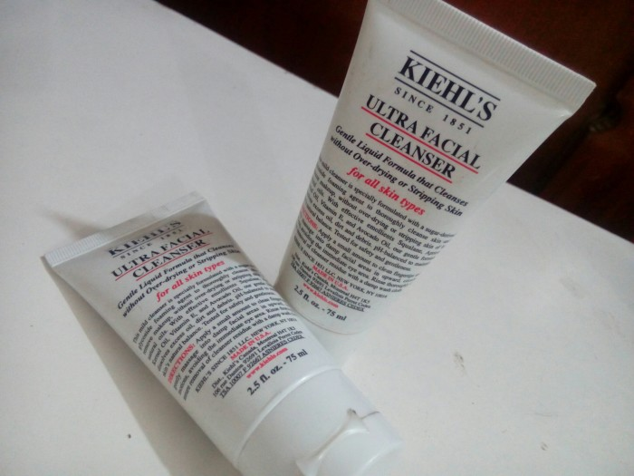 Kiehl's Ultra Facial Cleanser Review(2)