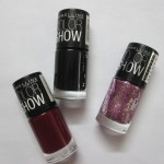 P&B Snapshots : Look at our Favourite Summer Nailpolish !