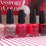 O.P.I Passport to Color Travel Mini Set : Review