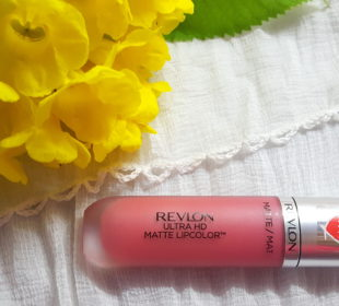 Revlon Ultra HD Matte Lipcolor in HD Devotion