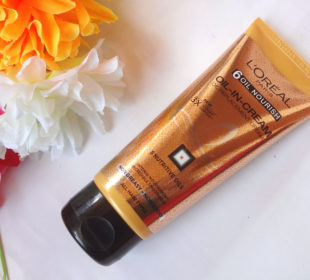 L'oréal Paris 6 Oil Nourish Oil-In-Cream : Review