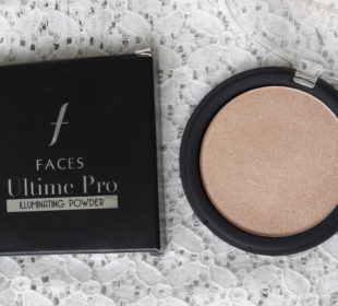 Faces Ultime Pro Illuminating Powder : Review