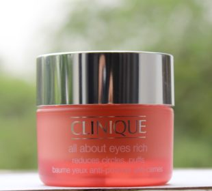 Clinique All About Eyes Rich : Review
