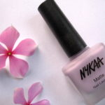 Nykaa Matte Nail Lacquer in Lavender Panna Cotta