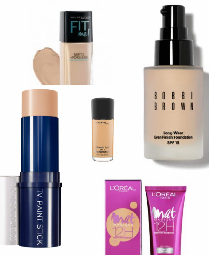 Post image for P&B Favourites : Foundations We Love !