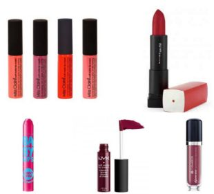 P&B Picks : Best Lip Products Under Rs.850