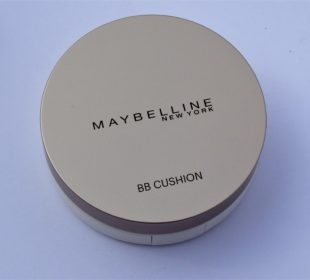 Maybelline BB Cushion : Swatches and Review
