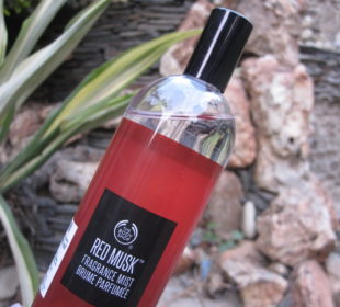 The Body Shop Red Musk Fragrance Mist : Review