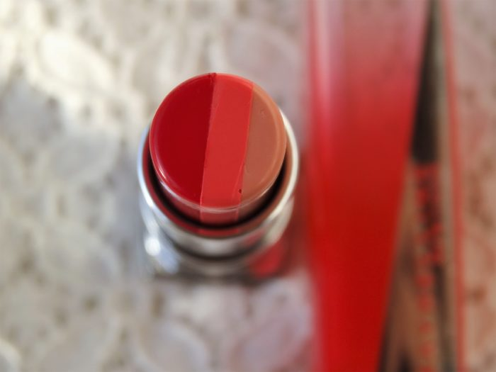 Post image for Maybelline Color Sensational Lip Flush Just Bitten Lipstick in RD01 Rasberry Smoothie