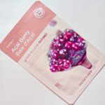 The Face Shop Real Nature Aҫai Berry Face Mask : Review