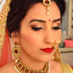 Bridal Makeup Breakdown : Tejasvini Chander for Pragya !!!