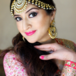 Bridal Makeup Breakdown : Anjie Gogna for Sakshi !!!