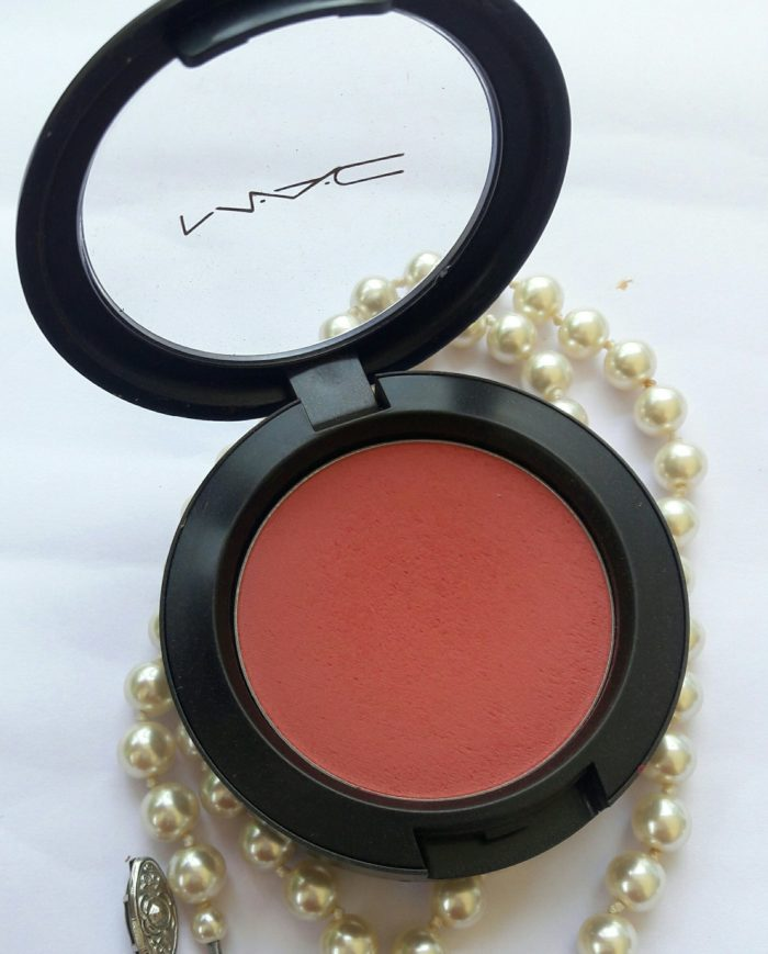 Post image for MAC Sheer Tone Blush (Pinch Me) : Swatches & Review