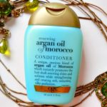 OGX Renewing Argan Oil of Morocco Conditioner : Review