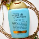 OGX Renewing Argan Oil of Morocco Shampoo : Review