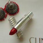 Clinique Long Last Soft Matte Lipstick in 45 Matte Crimson