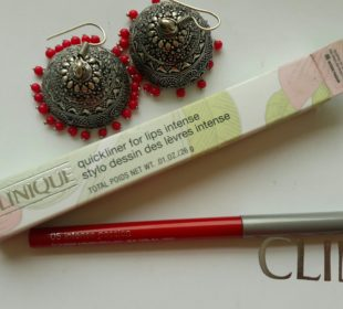Clinique Quickliner for Lips – 05 Intense Passion : Review