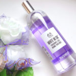 The Body Shop White Musk Fragrance Mist : Review