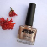 Nykaa Gold Rush Nail Lacquer : 133 Lost In Gold