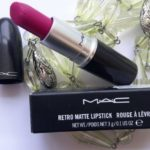 MAC Retro Matte Lipstick : Flat Out Fabulous