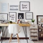 Inside the Pinterest Worthy Work Space of a Textile Designer